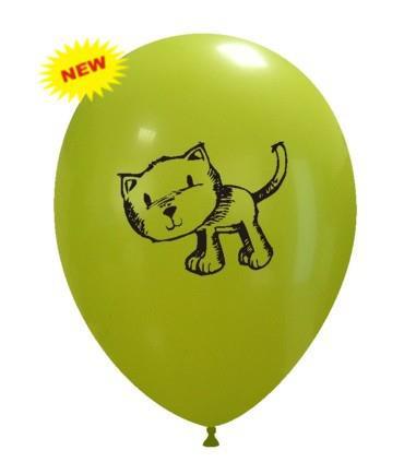 palloncino gatto